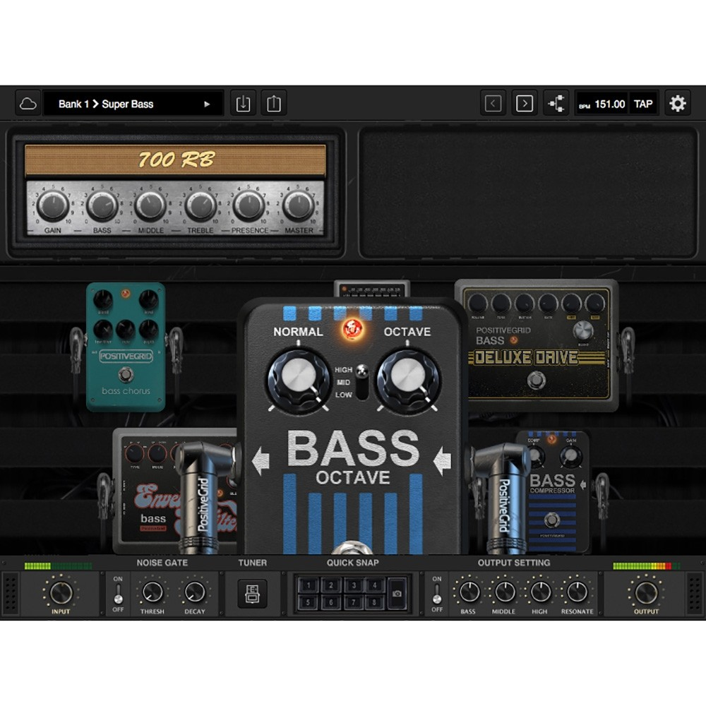 BIAS FX Bass Pack
