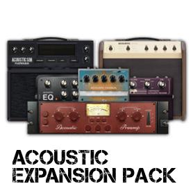 BIAS FX Acoustic Pack