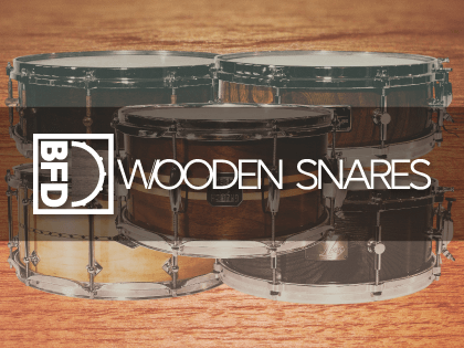 BFD3/2 Expansion Pack: Wooden Snares