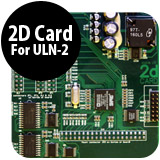 2d Card for ULN-2 self install