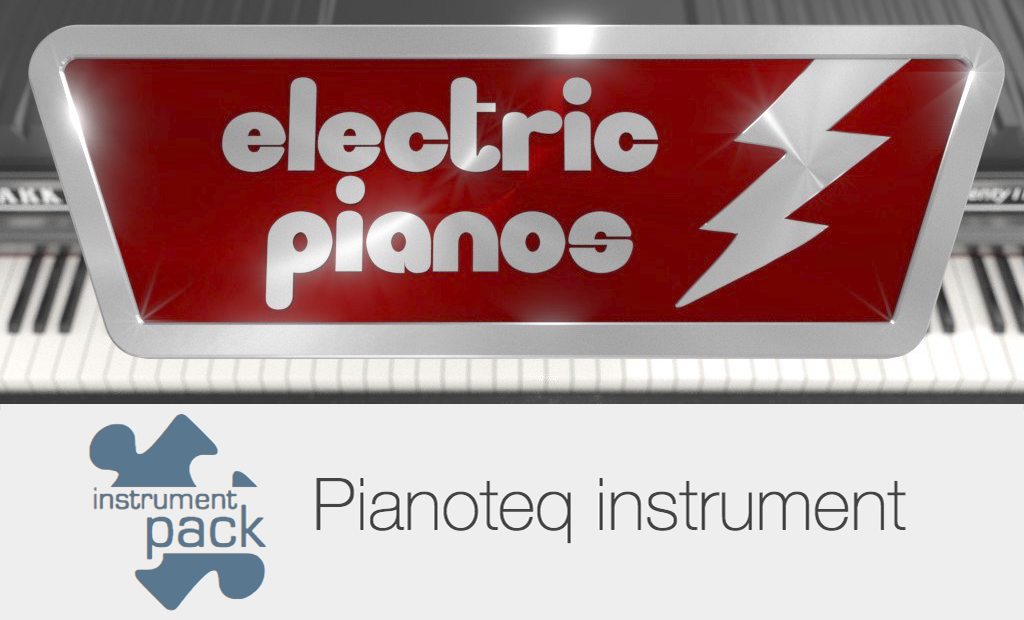 Electric Pianos add-on for Pianoteq