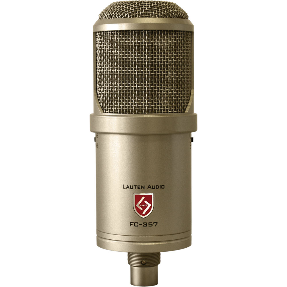 FC-357 Clarion: FET condenser microphone