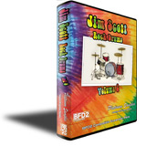 Jim Scott Rock Drums Vol 2 for BFD