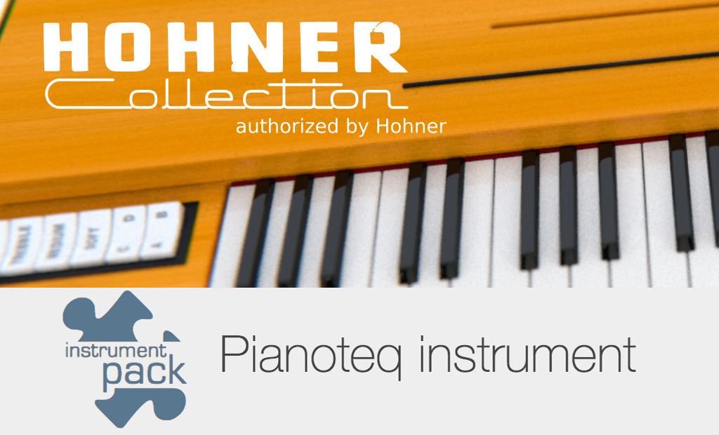 Honer Collection add-on for Pianoteq