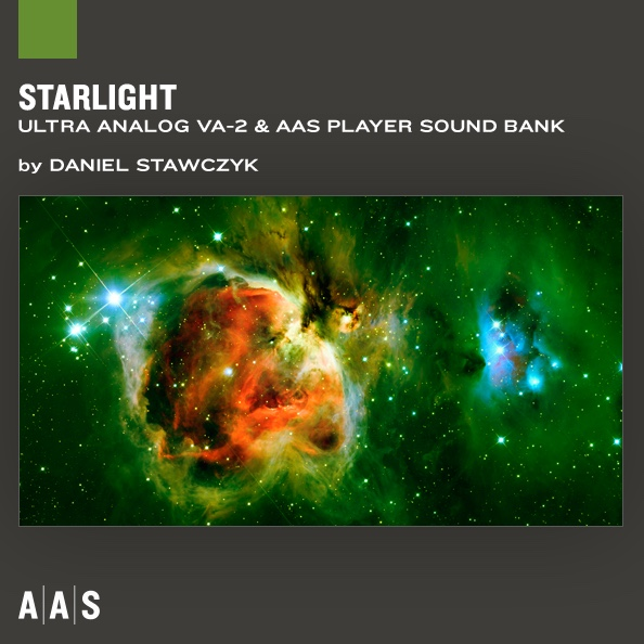 Ultra Analog Sound Banks: Starlight