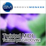 Twisted MIDI Drum Loops