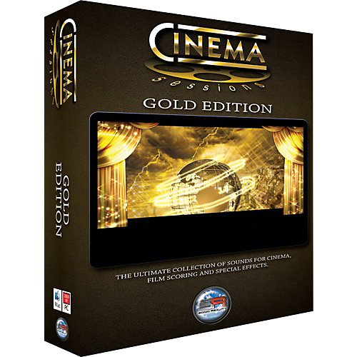 Cinema Sessions: Gold Edition