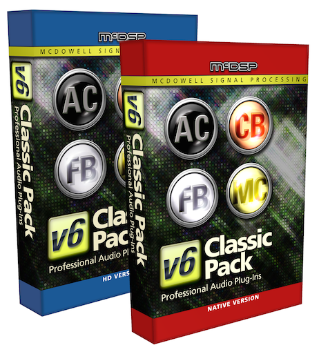 Classic Pack Native  (4 Plug-in Bundle)