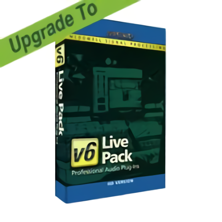 Live Pack HD v5 to Live Pack HD v6