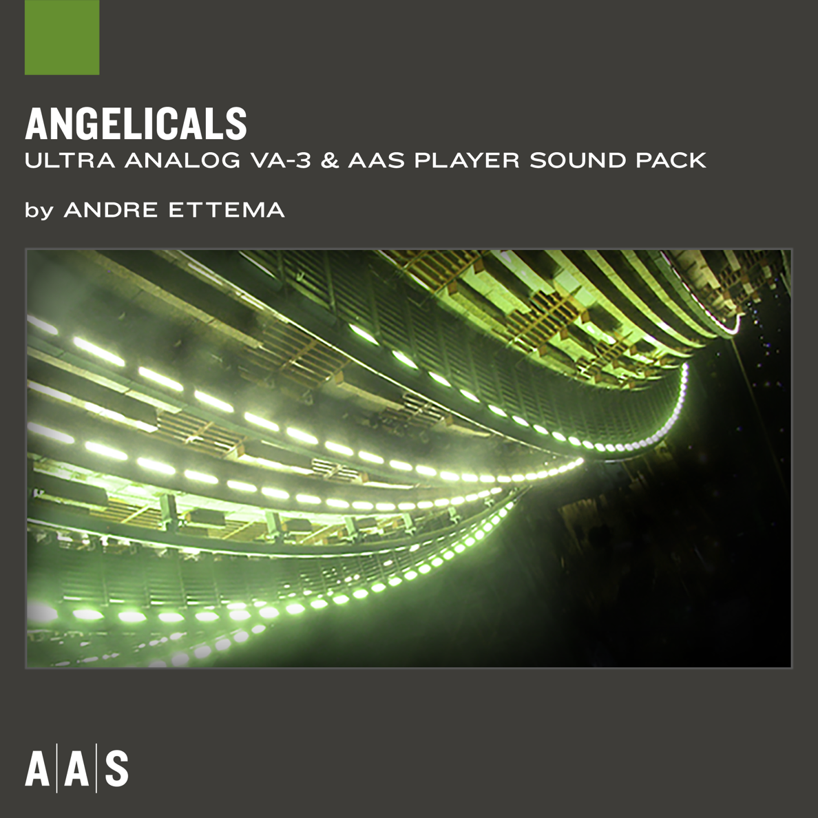 Ultra Analog Sound Banks: Angelicals