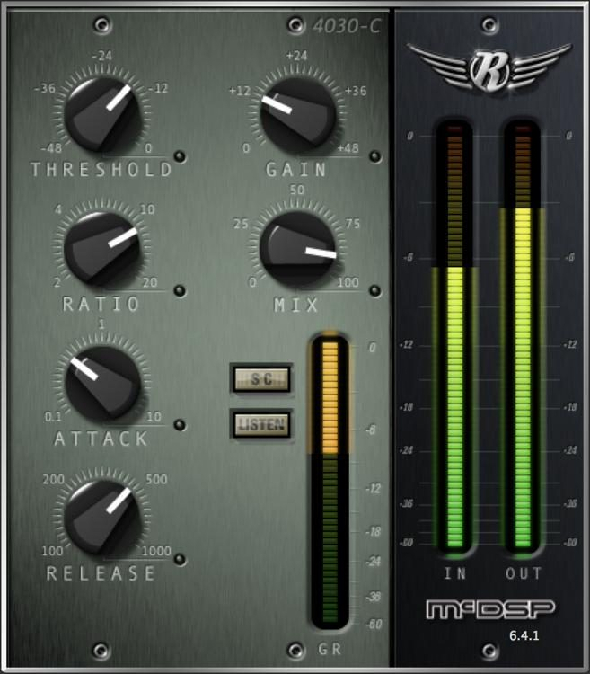 4030 Retro Compressor HD