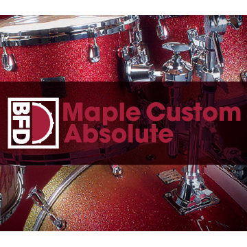 BFD3/2 Expansion KIT: Maple Custom Kit