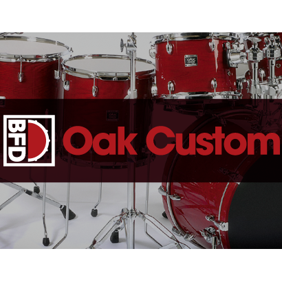 BFD3/2 Expansion KIT: Oak Custom Kit