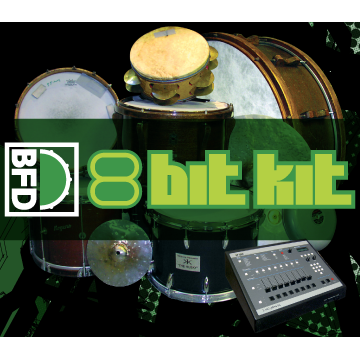 BFD3/2 Expansion Pack: 8 Bit Kit