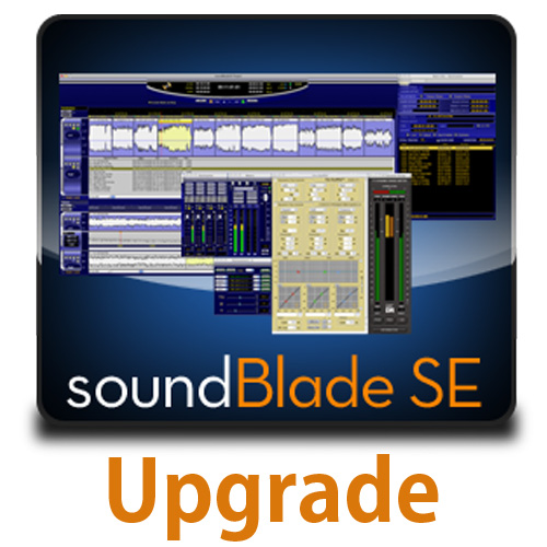 soundBlade SE 2.0 Upgrade from soundBlade 1.x  MAC