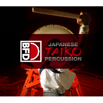 BFD3/2 Expansion Pack: Japanese Taiko Percussion