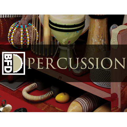 BFD3/2 Expansion Pack: Percussion