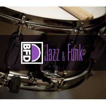 BFD3/2 Expansion Pack: Jazz & Funk