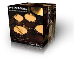 Evil Drums Eco Kit 1 for BFD2 and BFD Eco