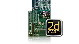 2d Card for 2882 self install