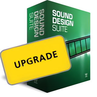 Sound Design Suite Upgrade from Masters