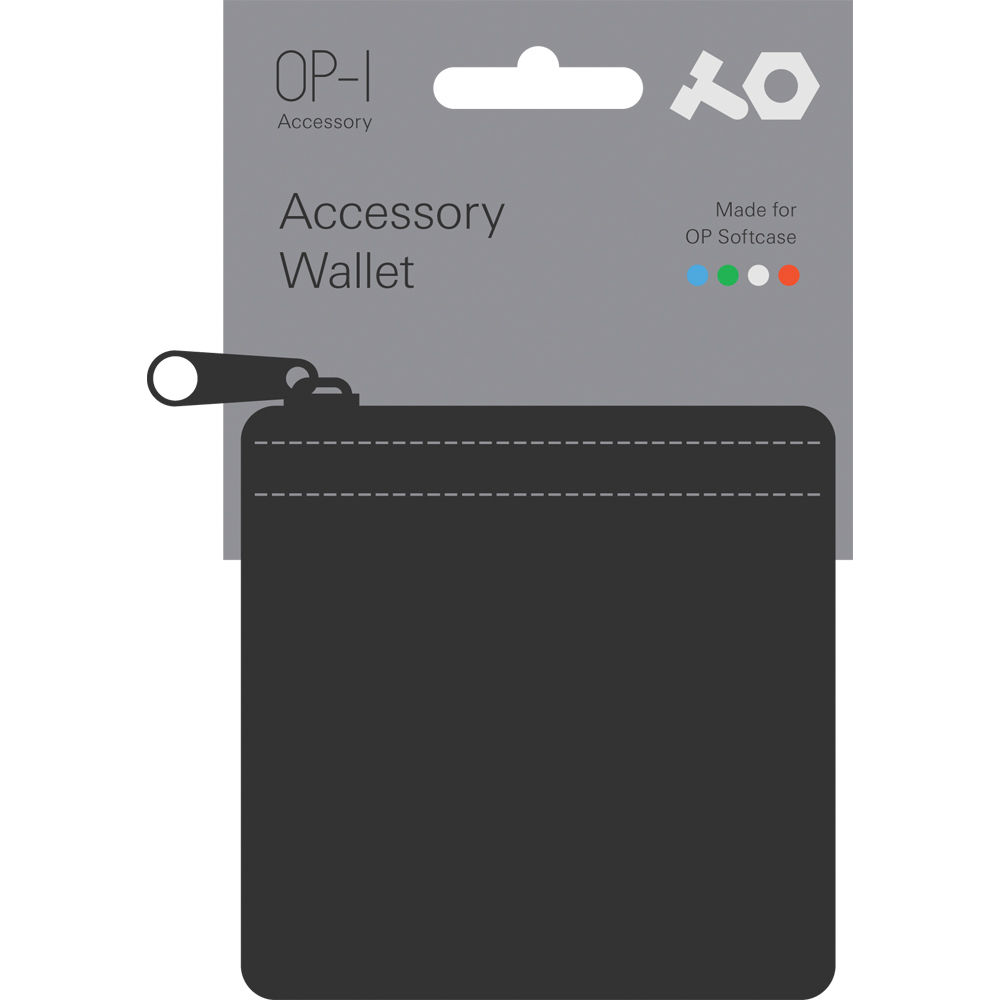 Accessories Wallet (Black)