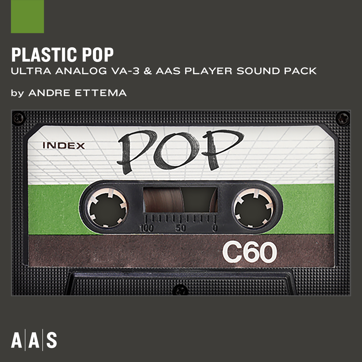 Ultra Analog Sound Banks: Plastic POP