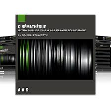 Ultra Analog Sound Banks: Cinematheque