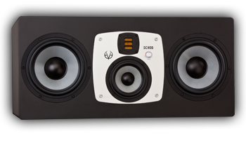 "SC408 4-Way, 8"" Active Speaker"