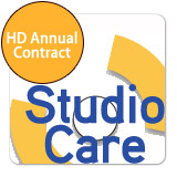 StudioCare HD Annual Contract