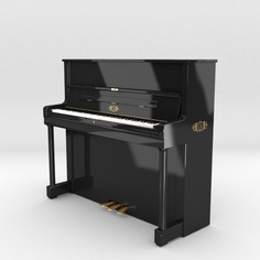 U4 Upright Piano add-on for Pianoteq