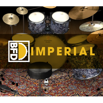 BFD3/2 Expansion Pack: Imperial Drums