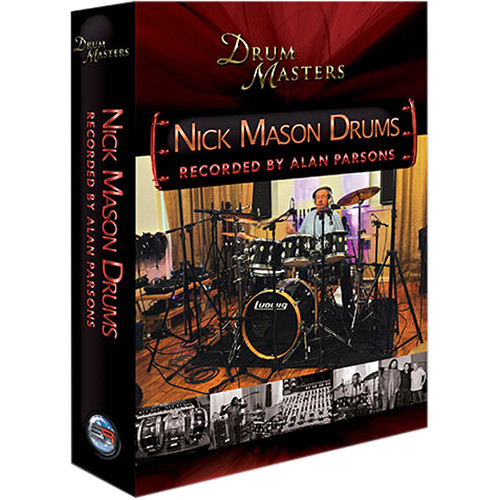 Nick Mason Drums: The Kit for BFD2/3