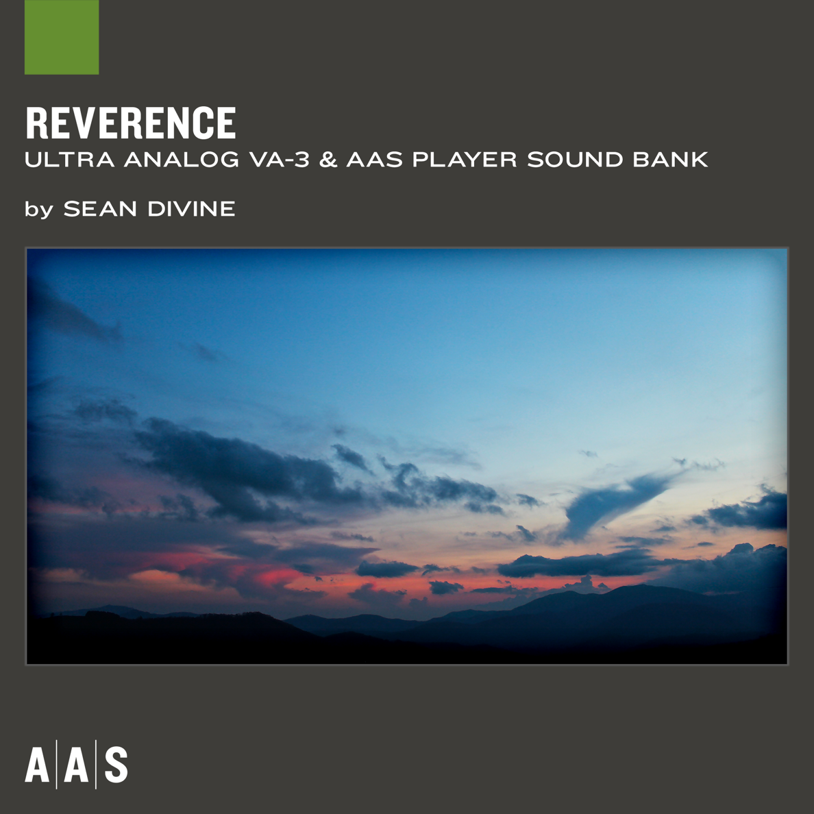 Ultra Analog Sound Banks: Reverence
