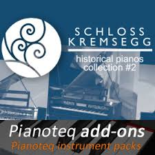 Kremsegg Collection 2 add-on for Pianoteq