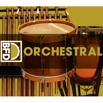 BFD3/2 Expansion Pack: Orchestral