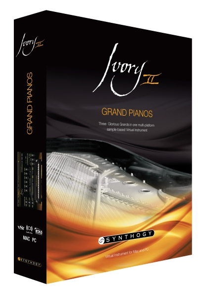 Ivory II Grand Pianos (Download)