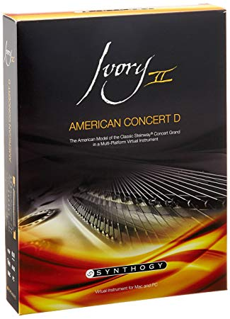 Ivory II American Concert D (Download)