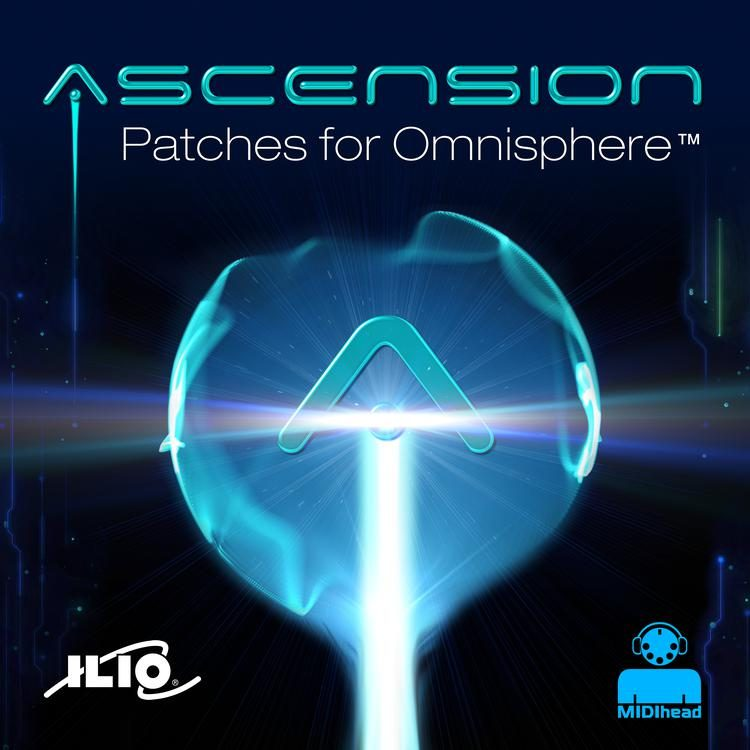 Ascension Patches for Omnisphere