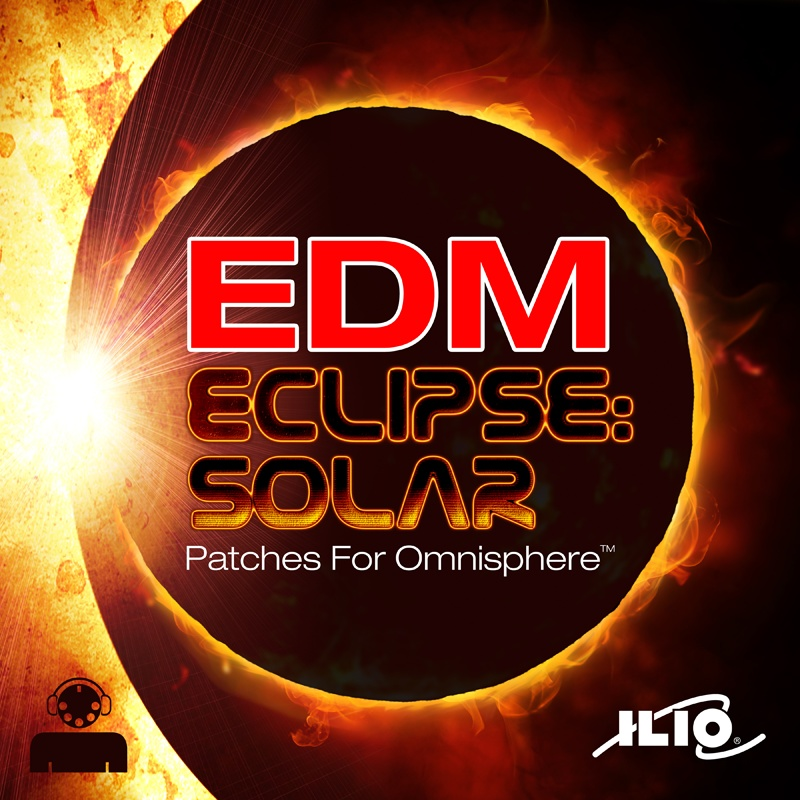 EDM Eclipse: Solar Patches for Omnisphere