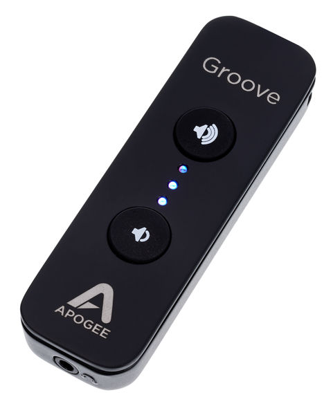 GROOVE USB DAC and headphone Amp