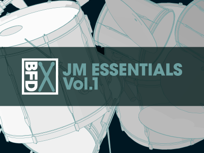 BFD3 Groove Pack: JM Essentials Vol.1