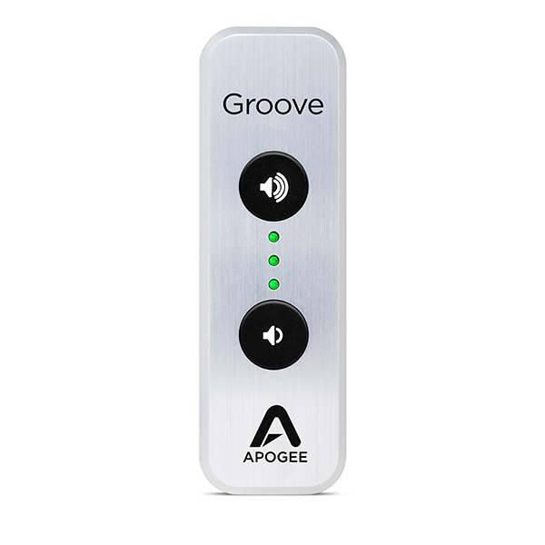 GROOVE 30th Ann. Silver USB DAC and headphone Amp