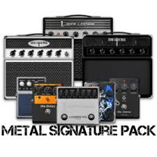 BIAS FX Metal Signature Pack