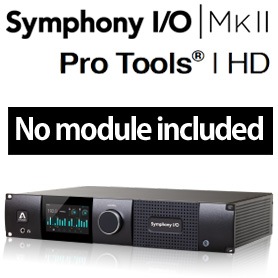 Symphony I/O MKII PTHD Chassis -