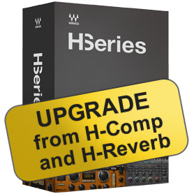 H-Series Upgrade from H-Comp and H-Reverb