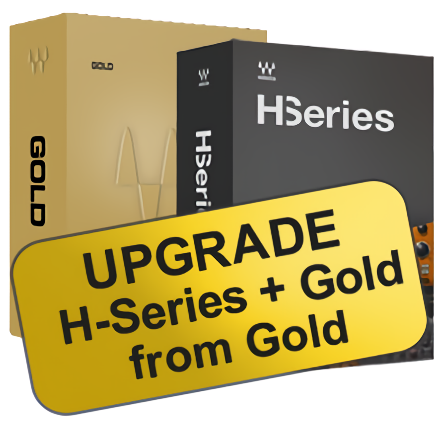 H-Series + Gold Upgrade from Gold (H-Comp and H-Delay)
