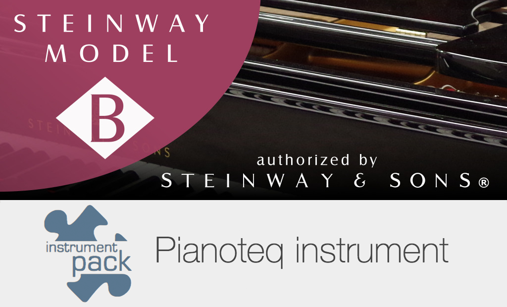 Model B Grand Piano add-on for Pianoteq