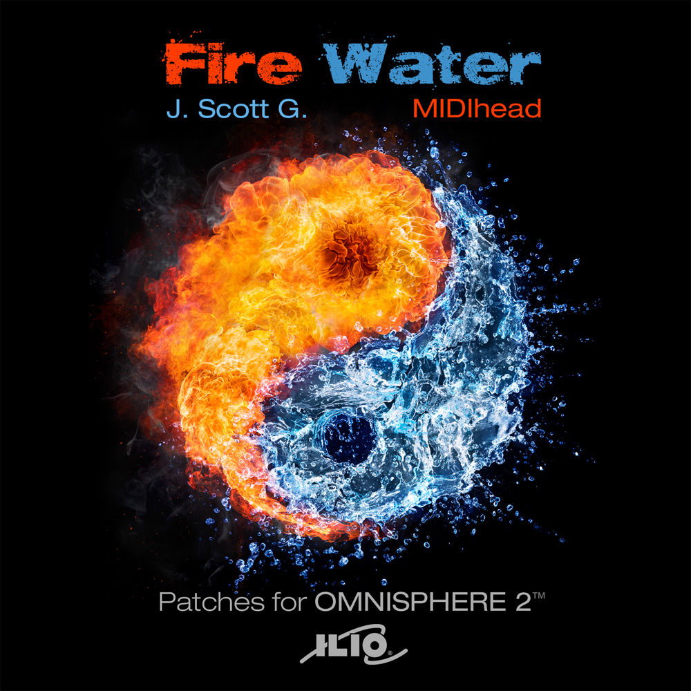 Fire Water (Patches for Omnisphere 2.1)
