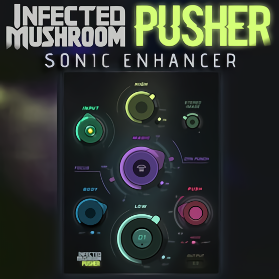 Infected Mushroom Pusher